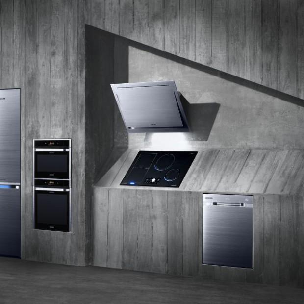 Nowe urządzenia kuchenne klasy premium od marki Samsung