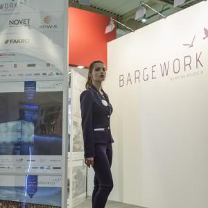 Bargework – Biuro na wodzie na targach Budma 2015