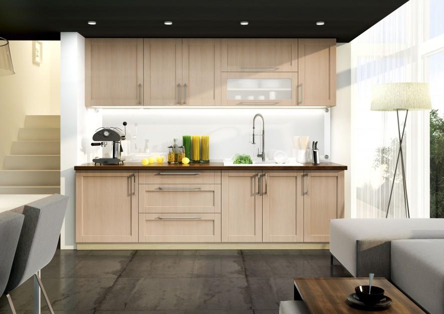 Zabudowa na jedną ścianę Mała kuchnia 16 najnowszych   -> Kuchnia Weglowa Karolina