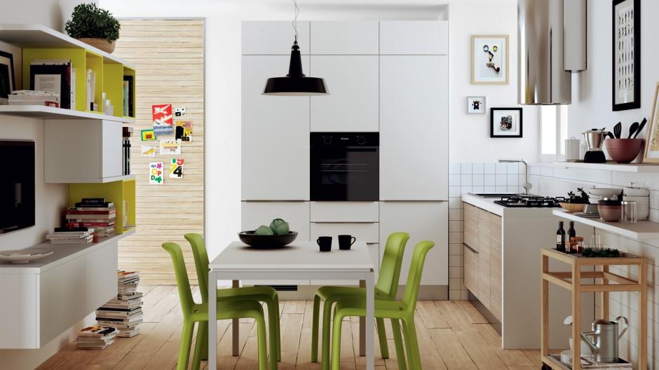 Oryginalnie potraktowana Mała kuchnia 16 najnowszych   -> Mala Kuchnia Loft