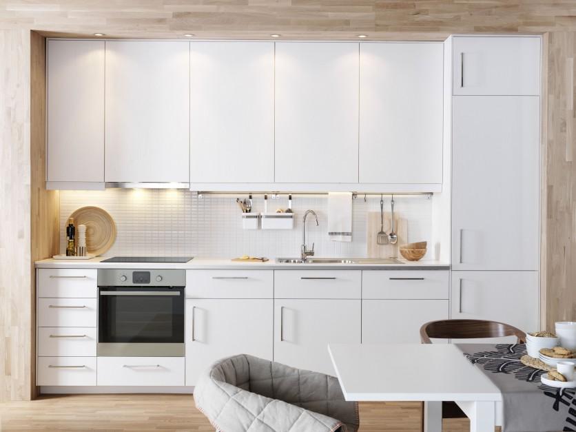 Białe meble kuchenne i Mała kuchnia 16 najnowszych