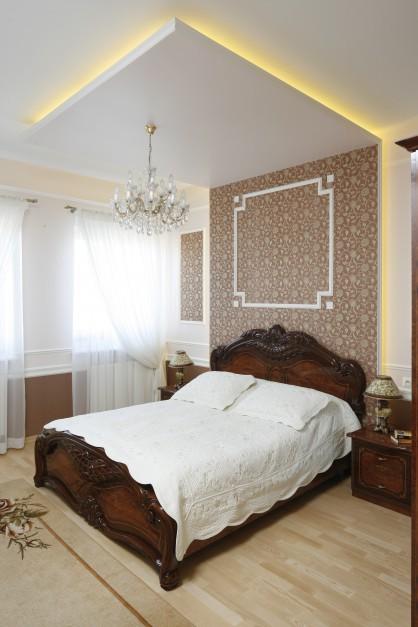 W klasycznej sypialni... | Elegancka sypialnia. Tak możesz ...