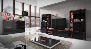 Kolor czarny we wnętrzu wymaga odwagi. Przy zachowaniu odpowiednich proporcji może jednak być eleganckim motywem przewodnim każdego pomieszczenia w domu.