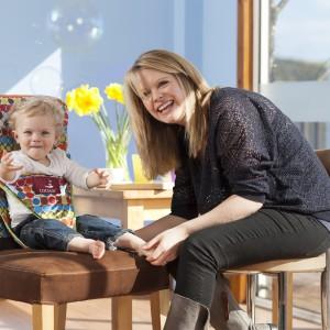 Karmienie dziecka: pomysłowe rozwiązanie przydatne poza domem