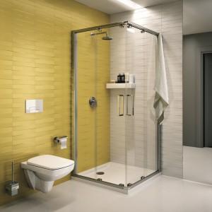 W kategorii Kabiny Prysznicowe nagrodą główną przyznano forma Sanitec Koło za kabinę Ultra. Fot. Koło.