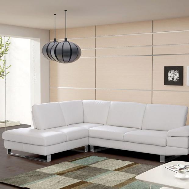 Sofa w salonie. 20 modnych kolekcji