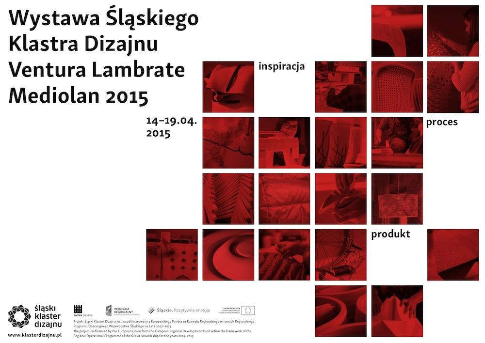 Wystawa Śląskiego Klastra Dizajnu w Mediolanie. Fot. Archiwum