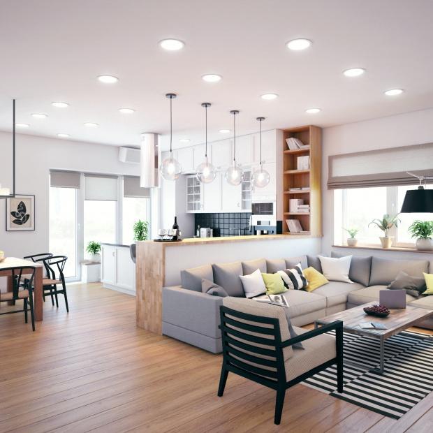 Przestronny, funkcjonalny dom rodziny z trójką dzieci