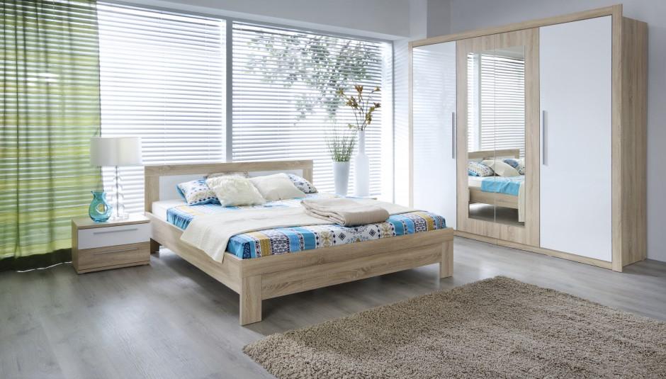nowoczesna kolekcja meble do sypialni propozycje do