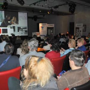 Tak było na Studiu Dobrych Rozwiązań, które odbyło się  w Warszawie - pełna sala. Fot. Małgorzata Nietupska.