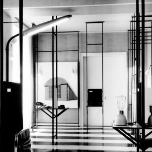 W trakcie wystawy goście będą mogli m.in. zobaczyć jakie wzornictwo było nagradzane w latach 50-tych ubiegłego wieku. Na zdjęciu możemy zobaczyć, jak wyglądała pierwsza wystawa produktów nagrodzonych przez niezależne jury w 1955. Tak wyglądały początki sławnego na cały świat Red Dot Design Museum. Fot. Red Dot Design Museum/Ruhr Museum.