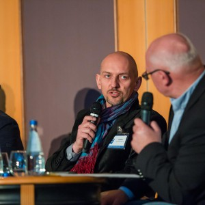 Paneliści podkreślali m.in. jak ważna, w procesie wdrażania nowego produktu, jest analiza potrzeb klienta.