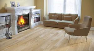 Wybór podłogi ma znaczący wpływ na aranżację całego wnętrza. Dobrze więc, że<br />bogactwo wzorów, struktur, faktur i kolorów daje nam tak wiele możliwości.