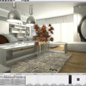 CAD Decor - PRO widok z programu. Fot. CAD Projekt.