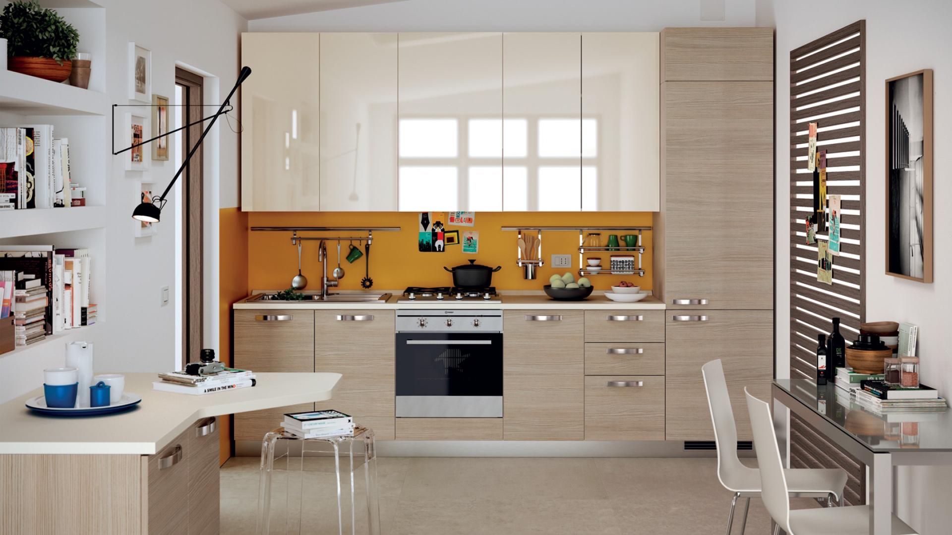 Drewno i jego dekory można 15 pomysłów na kuchnię w kolorze drewna  Str