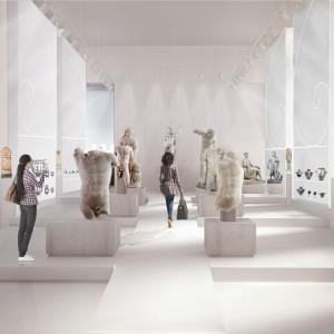 Pracownia Nizio Design International zaprojektuje Nową Galerię Sztuki Starożytnej