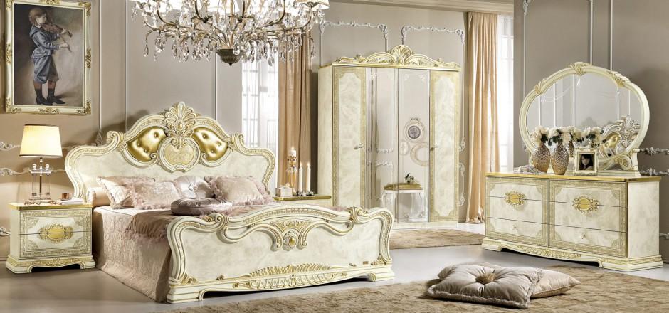 stylowa sypialnia leonardo modne meble stylowe