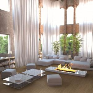 Luksusowe panele LVT Adore Style dostępne w modnych dekorach drewna. Fot. Dekordom.
