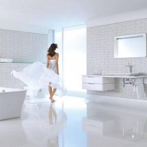 Białe meble do łazienki – najnowsze propozycje