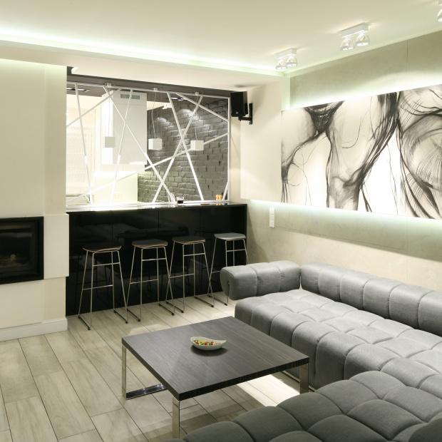 Oświetlenie w salonie - 15 praktycznych pomysłów