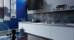 Nowy okap ścienny EVO zachwyca przemyślanym, estetycznym designem, który upiększy każdą kuchnię, a przy tym będzie funkcjonalnym elementem jej wyposażenia.