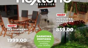 Zapraszamy do obejrzenia najnowszej gazetki z promocjami ze sklepu Nexterio.pl.