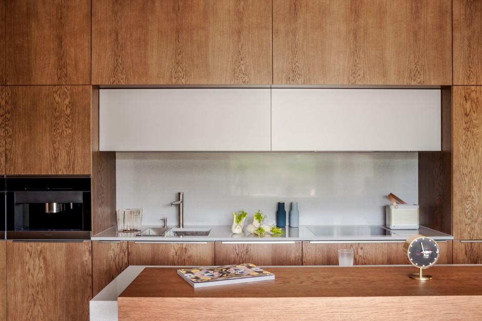 Ścianę nad blatem Kuchnia dla mężczyzny nowoczesna i funkcjonalna  Str   -> Funkcjonalna Kuchnia Nowoczesna