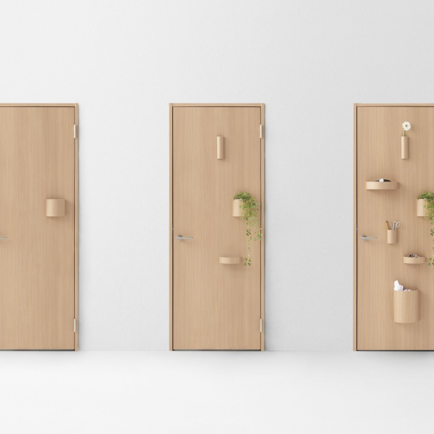 Oki Sato: wszechstronny design od drzwi po czekoladki