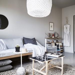 25-metrowe mieszkanie z eleganckim wystrojem