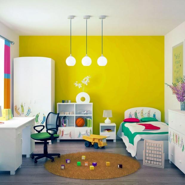 Kolory w pokoju dziecka. Jakie wybrać?