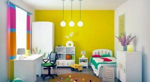 Kolory, któreotaczają dziecko bardzo duży wpływ na jego zachowanie i rozwój. Jakie więc barwy powinny zdobić dziecięcy pokój?