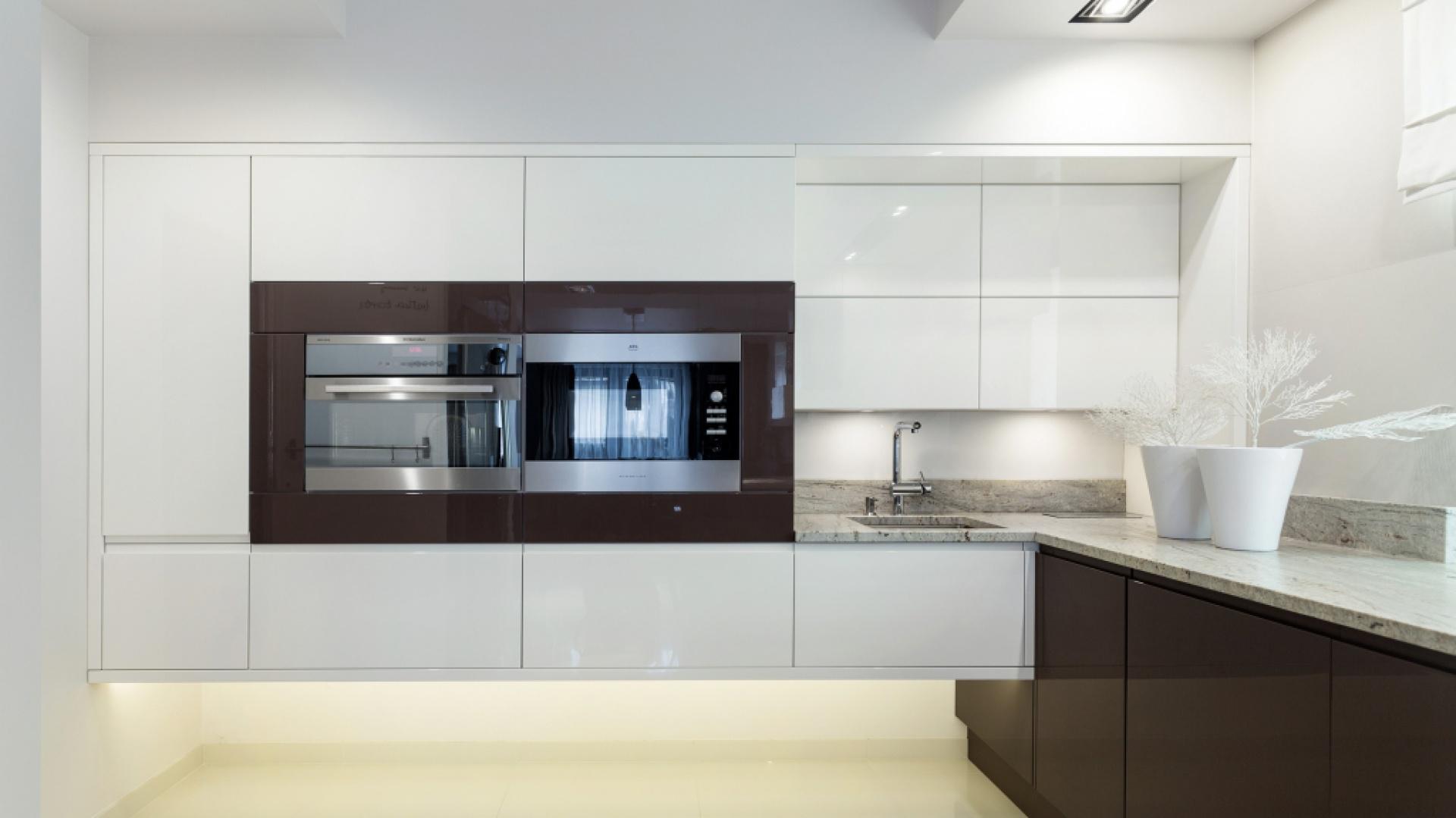 Niezwykle efektowne Zabudowa kuchenna 15 sposobów na   -> Kuchnia Rogowa Meble