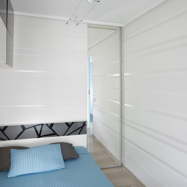 Mała sypialnia. Zobacz jak można ją powiększyć