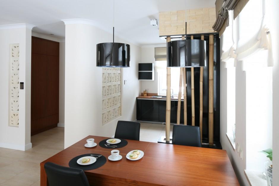 Kuchnię od strefy wejścia Kuchnia otwarta na salon Zobacz, jak wydzieli   -> Kuchnia Otwarta Na Salon Jak Urządzić