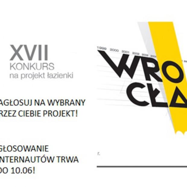 Zagłosuj na projekt łazienki publicznej we Wrocławiu