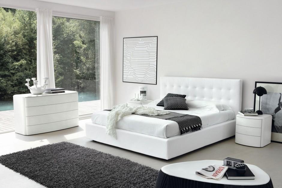 pomys� na nowoczesn� modna sypialnia porady i zdjęcia