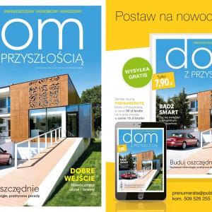 Nowy Dom z Przyszłością już w sprzedaży!