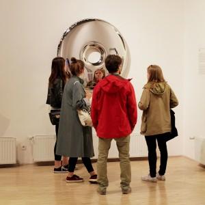 Wystawy i wystąpienia skłaniały do rozmyślań na temat najbardziej szalonych wizji projektowych. Fot. Poznań Design Days.