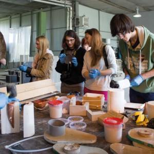 Projekt edukacyjny School of Form i Morgan & Möller