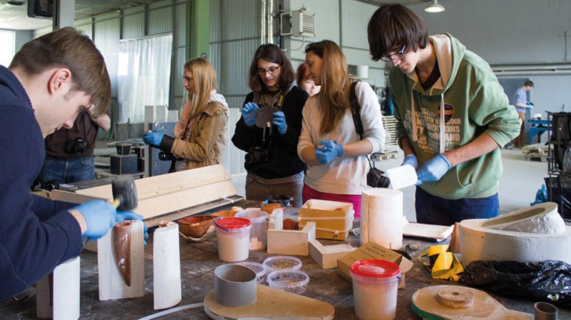 Marka Morgan & Möller nawiązała współpracę z poznańską szkołą wzornictwa School of Form. fot. Morgan & Möller