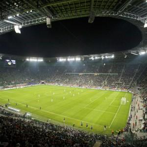 Obiekt oferuje również 204 miejsca dla osób niepełnosprawnych oraz 50 stanowisk dla osób, mających problem ze wzrokiem. Fot. Stadion Wrocław.