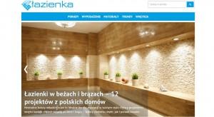 Ruszyła nowa odsłona portalu Łazienka – serwisu dla wszystkich urządzających, remontujących i projektujących swoją domową łazienkę.