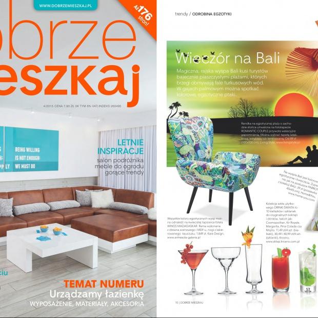 Już jest nowy numer magazynu Dobrze Mieszkaj!