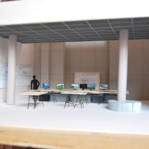 """Na podstawie wspólnych analiz architektów i socjologów powstała wystawa """"Dom.Osiedle.Mieszkanie."""" Fot. Gdynia Design Days."""