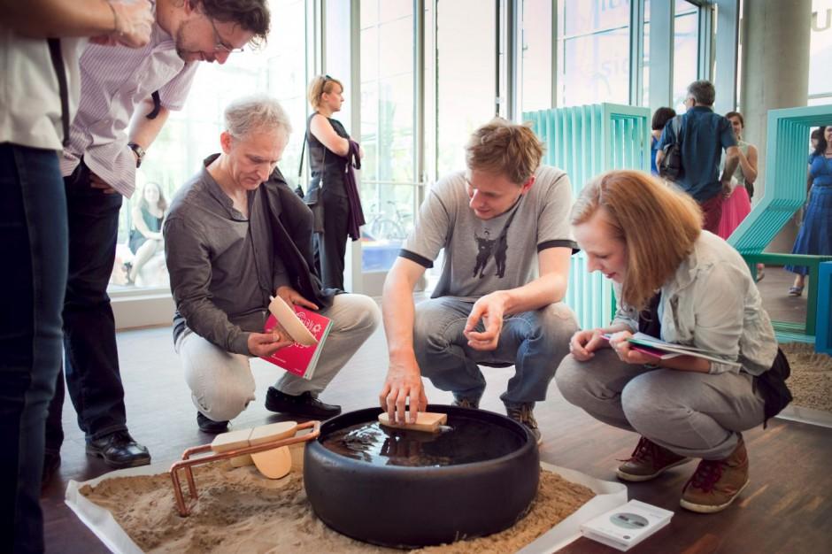 Podczas Gdynia Design Days nie zabraknie atrakcji dla dzieci, jak i ich rodziców. Organizatorzy przewidzieli wiele warsztatów, które zainteresują także dorosłych. Fot. Gdynia Design Days.