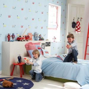 Kolorowe ściany: pomysły do pokoju dziecka