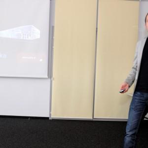 O możliwościach projektowania wnętrz w wykorzystaniem akcesoriów meblowych firmy Peka mówi Łukasz Sobczak.
