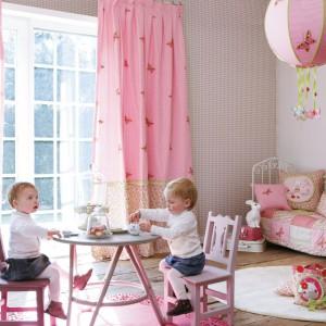 12 różowych wnętrz: pomysły na piękny pokój dziewczynki