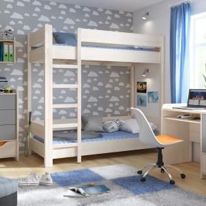 Pokój z łóżkiem piętrowym: pomysły, zdjęcia