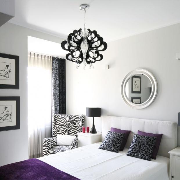 Ściana w sypialni. Proste sposoby na dekorację